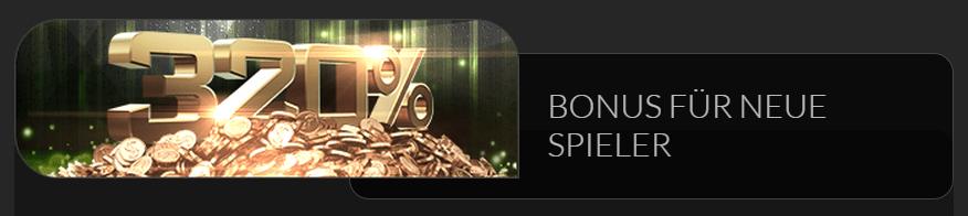 21Nova Casino Bonus