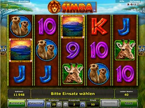 online betting casino simba spiele