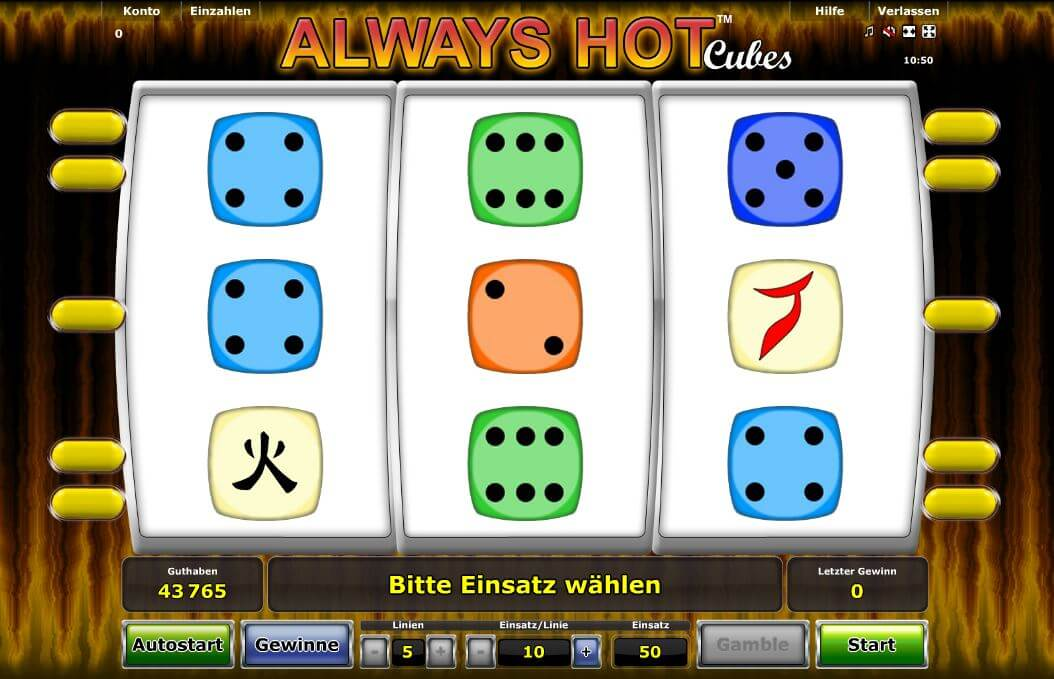 Always Hot Spielautomat - Spielen Sie Die Gratis Online Version