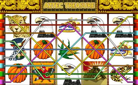 Aztec Treasure Novoline