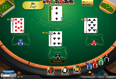 Blackjack Strategien im 888 Casino testen
