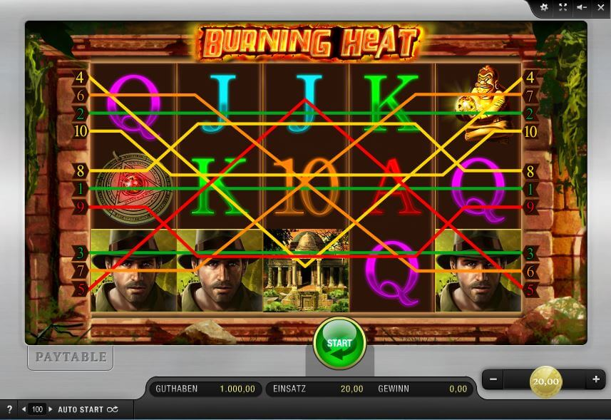 roulettes casino online indiana jones schrift