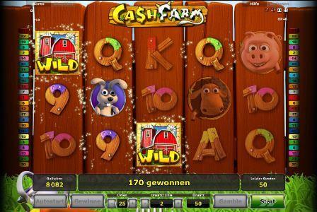 Cash Farm kostenlos spielen