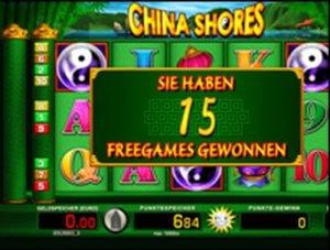 China Shores online spielen