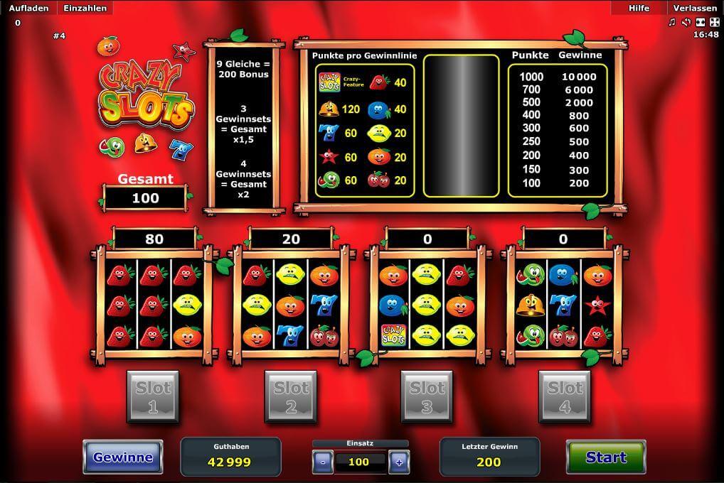 erlas vegas automaten blackjack deutsch