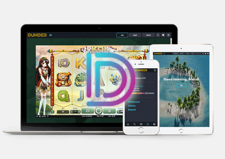 dunder casino login