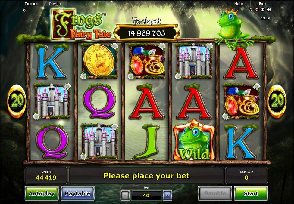 Fairy Queen™ Slot spel spela gratis i Novomatic Online Casinon