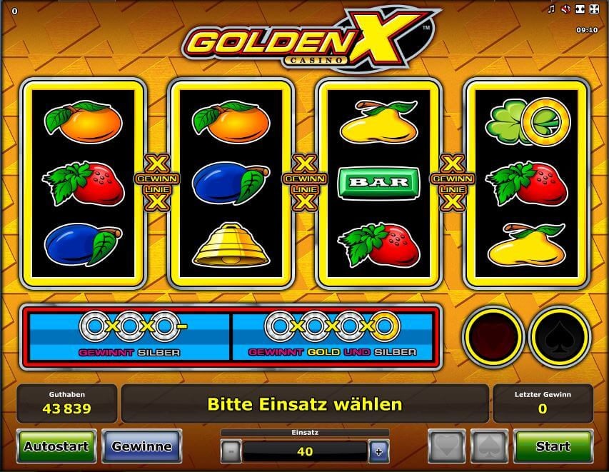 golden casino online sizziling hot