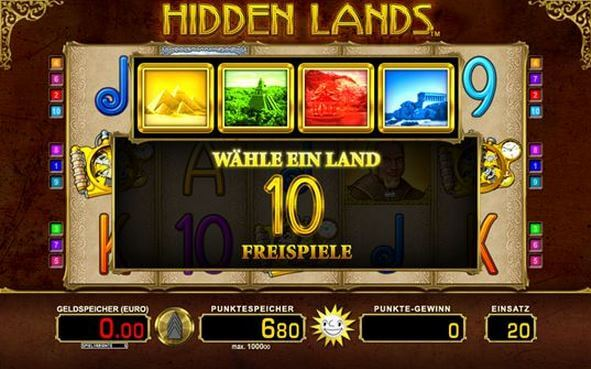 Hidden Lands Merkur