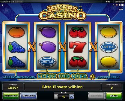 casino online book of ra jokers online