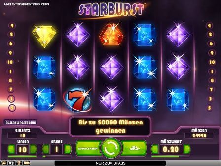 online casino deutsch starbrust