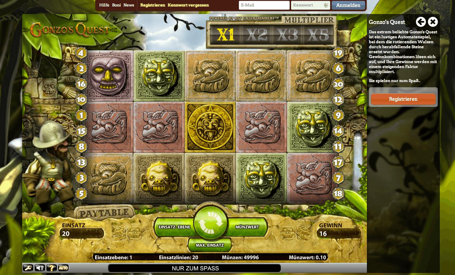 live online casino victorious spiele