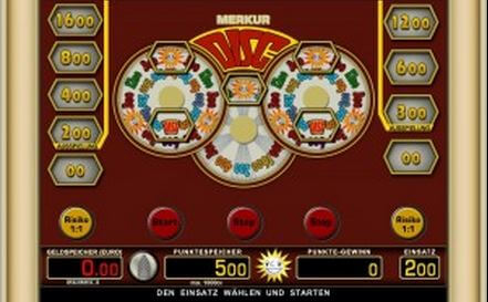 merkur casino online kostenlos dice and roll
