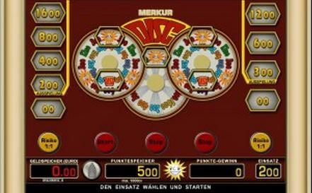 Merkur Disc Online Spielen