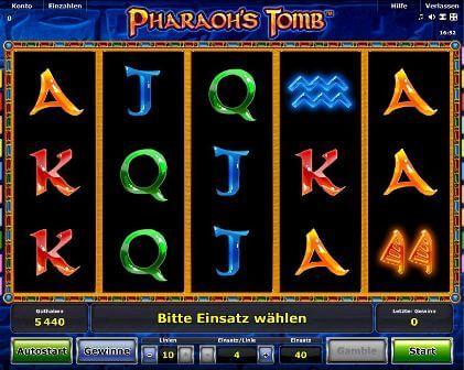 online internet casino pharao online spielen