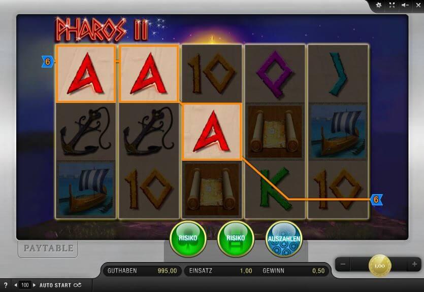 pharos II spielen