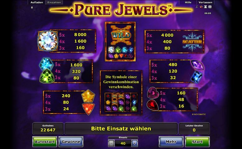 casino reviews online jewels jetzt spielen