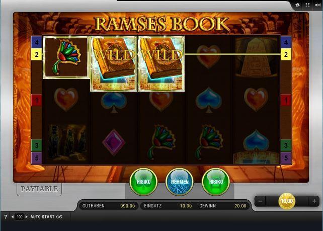 Ramses Book Bally