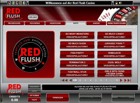 Red Flush Casino Download