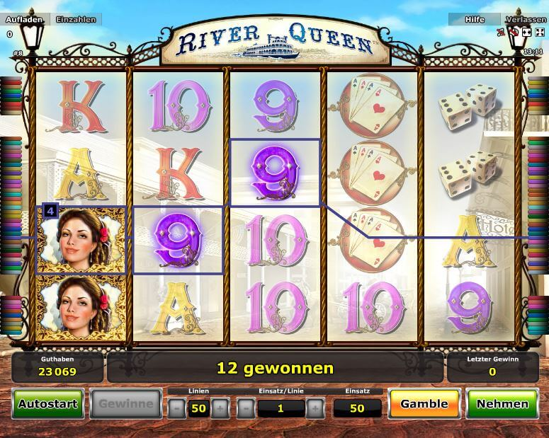 golden online casino river queen