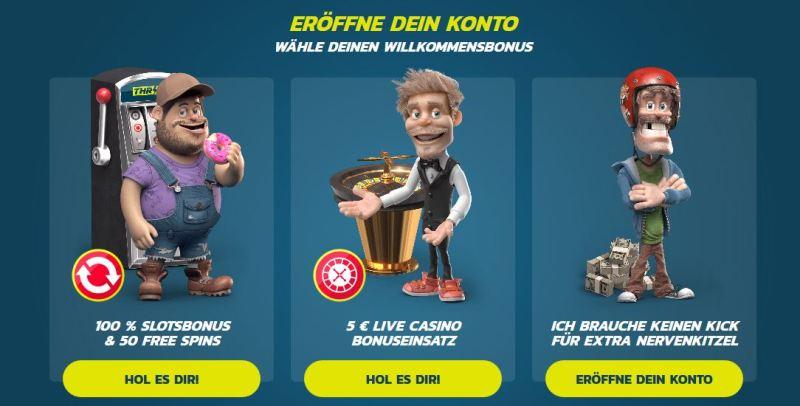 Thrills Casino online