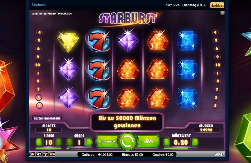 Tivoli Casino Review