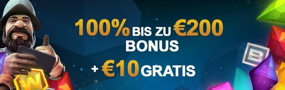 Video Slots Casino Bonuscode