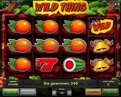 online novoline casino extra wild spielen