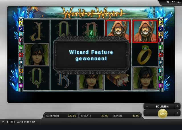 World of Wizard Merkur