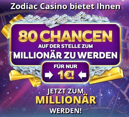 zodiac casino auszahlung