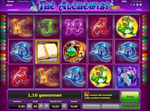 casino bonus online alchemist spiel