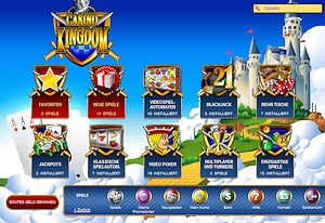 Casino Kingdom Jackpot