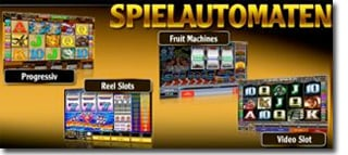 Slots im Casino Action