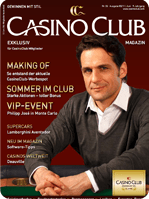 CasinoClub Roulette Magazin