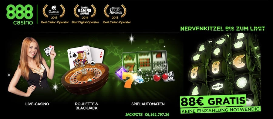casino bonusse ohne einzahlung