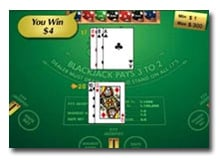 Crazy Blackjack beim Casino-on-Net