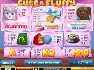 Cute & Fluffy online spielen