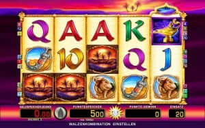 Desert Dancer Merkur