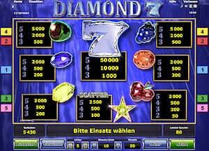 diamond 7 spielen