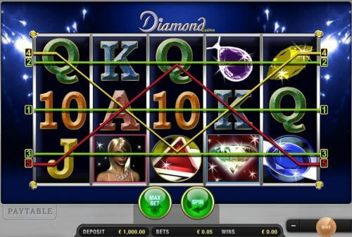 Merkur Diamond Casino
