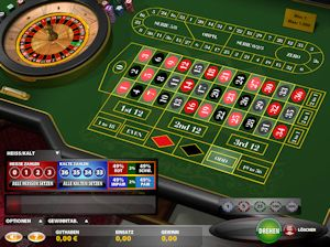 Roulette im CasinoClub