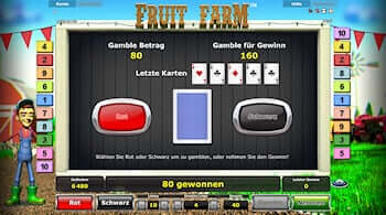 Novoline Fruit Farm online