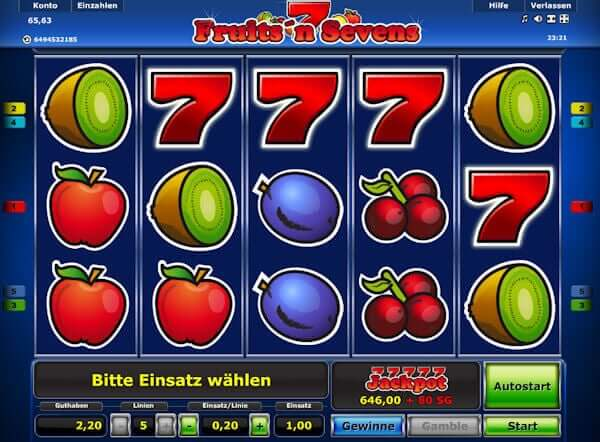 Casino slots video