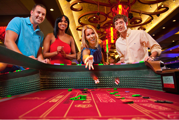 Craps im Palace Casino Resort