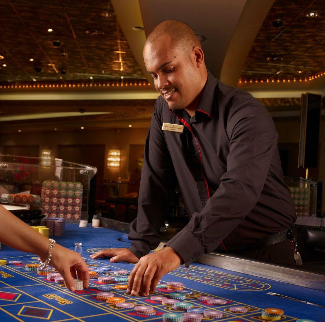 im casino arbeiten