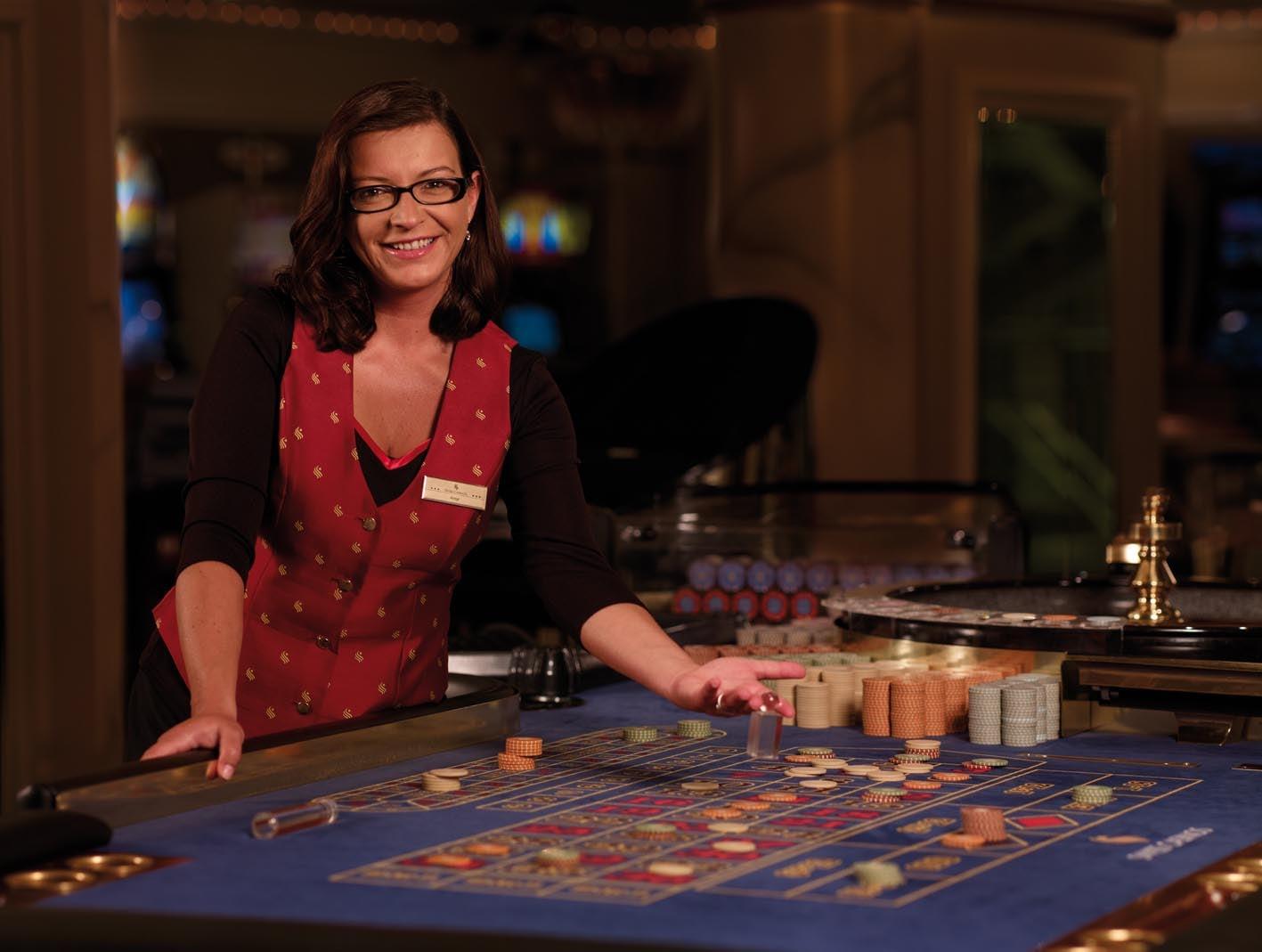 spiegeld im casino