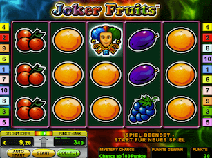 Joker Fruits