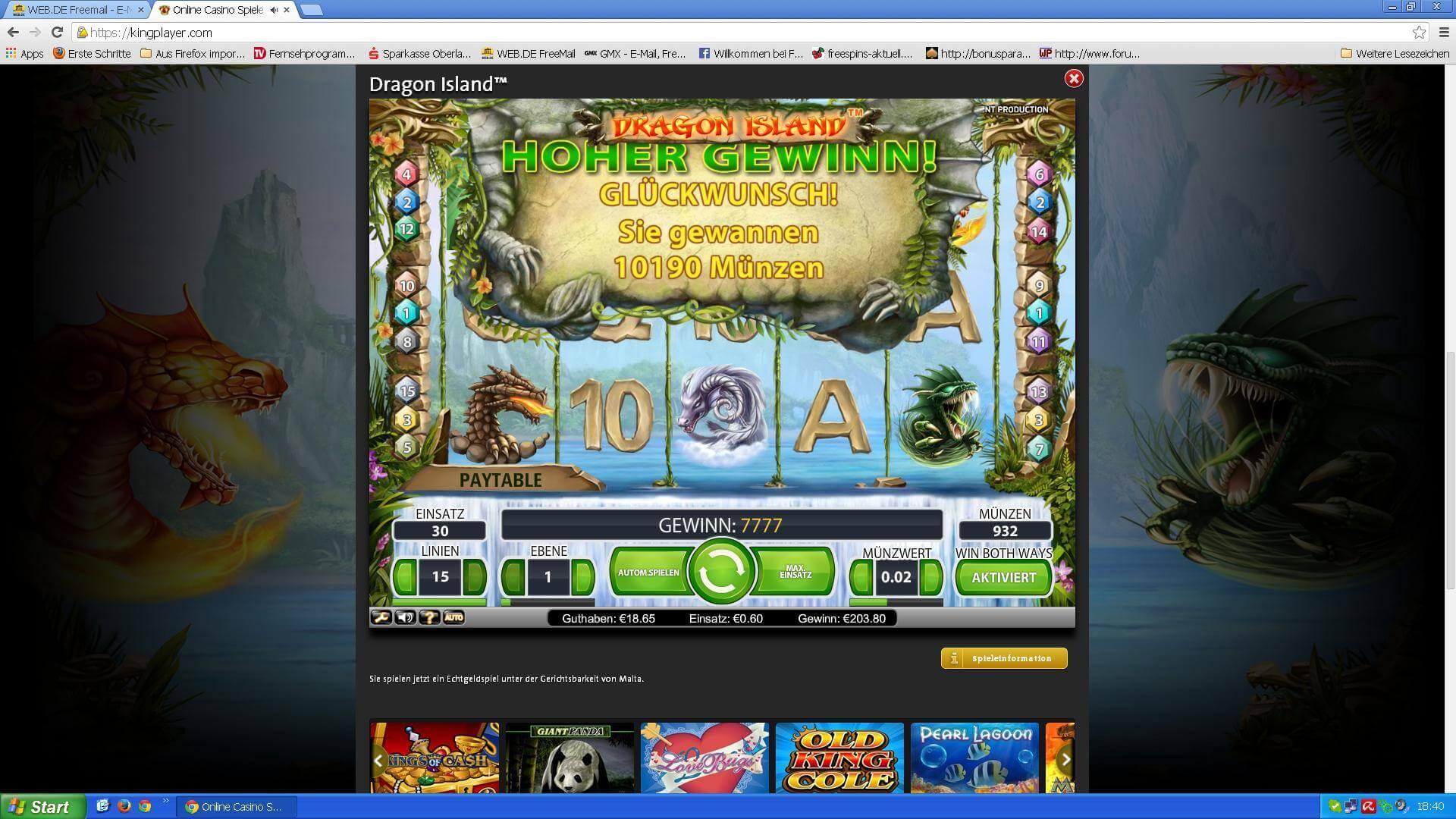 deutsche online casino spiele bei king com spielen ohne kosten