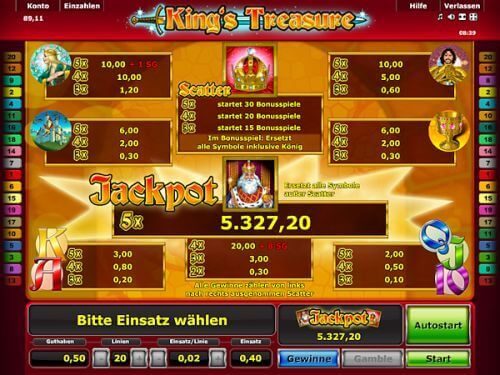 watch casino online spielen bei king com