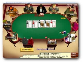 Limit Texas Holdem Situation einschätzen